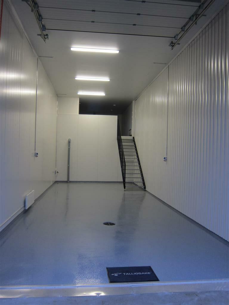 Talliosake, Kelatien Talliosake, tila 6